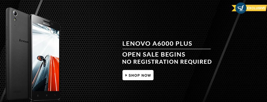 Buy Lenovo A6000 Plus Flipkart