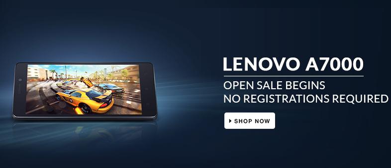 LenovoA7000_open_sale_flipkart