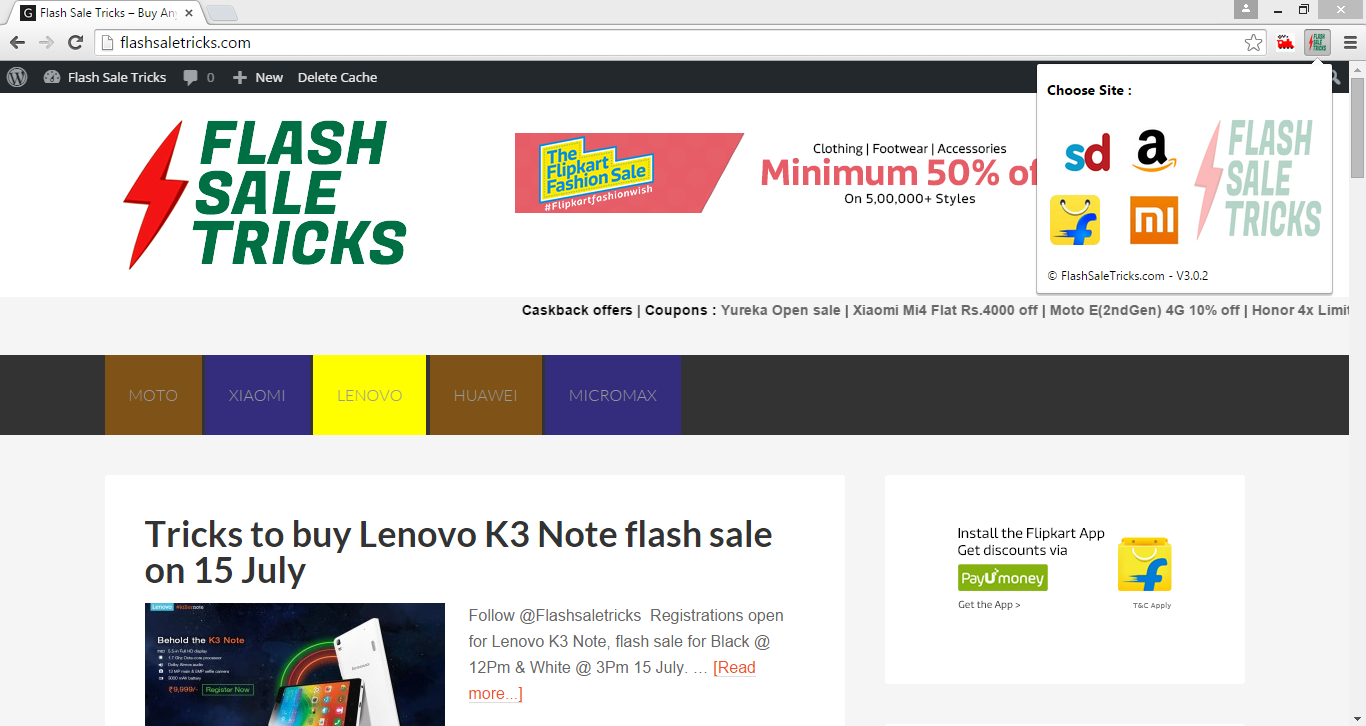 Tricks To Buy Flash Sale Products