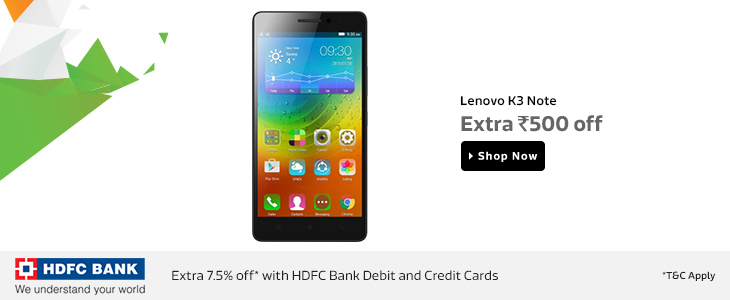 Buy Lenovo K3 Note Flipkart
