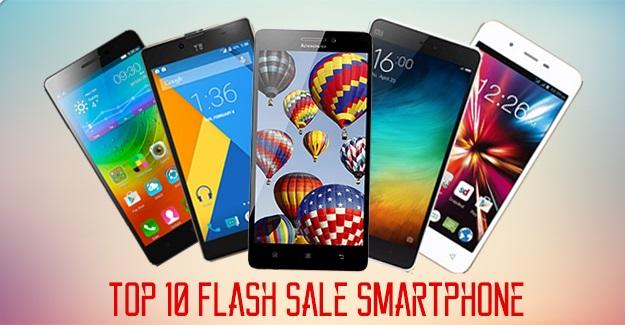 top 10 flash sale smartphone