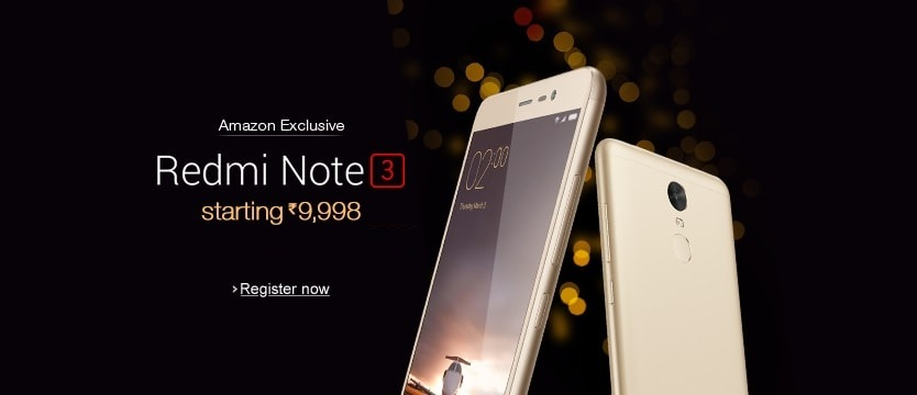 RedmiNote3_Amazon_RegisterNow_10March