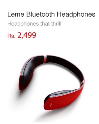 Buy Leme Bluetooth Headphones