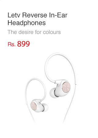 buy Letv reverse headphones