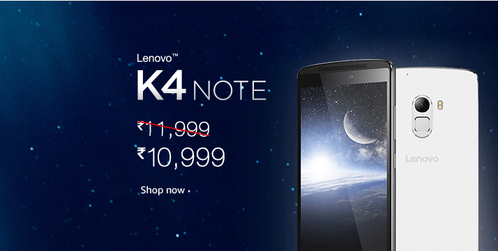 LenovoK4Note_27June_amazon