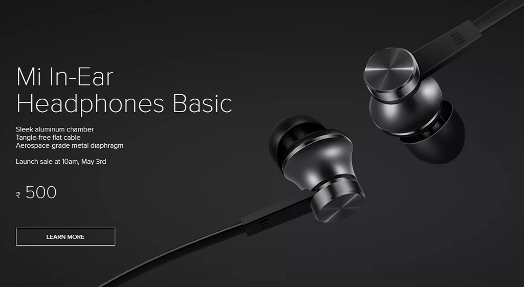 Xiaomi In-Ear Headphones
