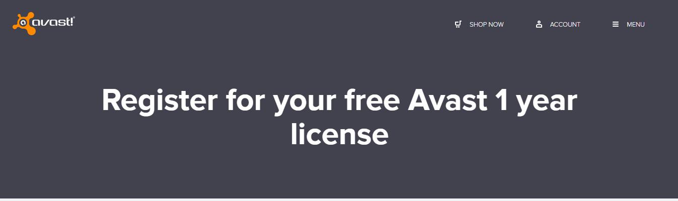 free avast antivirus