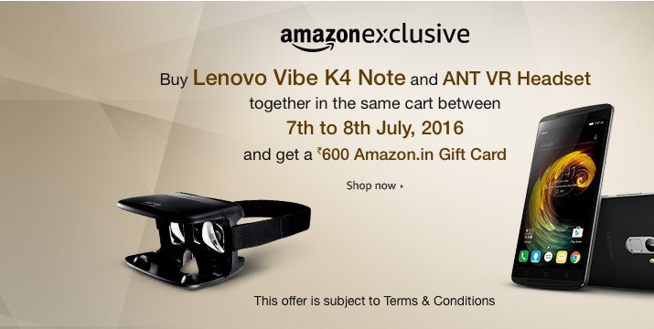 LenovoK4Note_07July_amazon