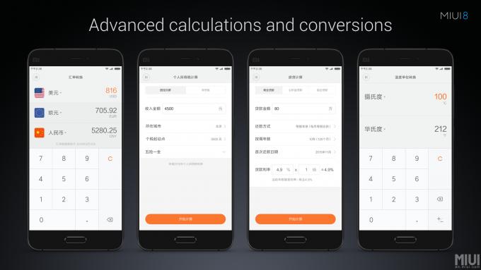 MIUI 8 Feature-New-Calculator-App