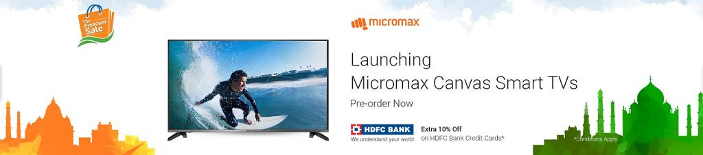 Micromax_SmartTVs_Flipkart_10Aug