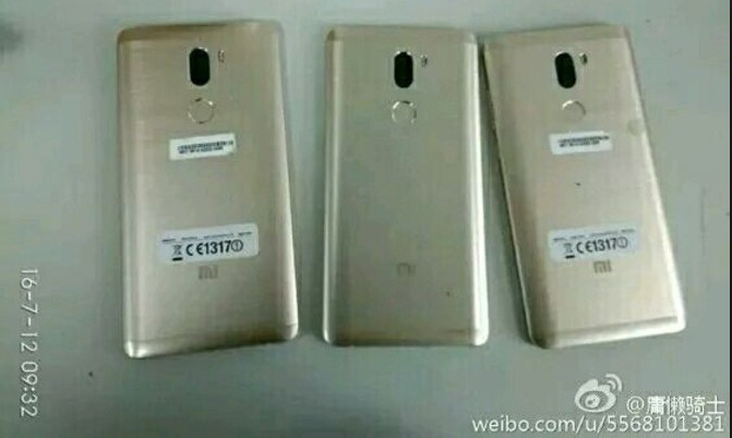 Redmi 4 Leaked images