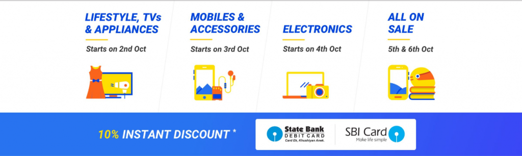 flipkart_bbd_sale_sbi_offers