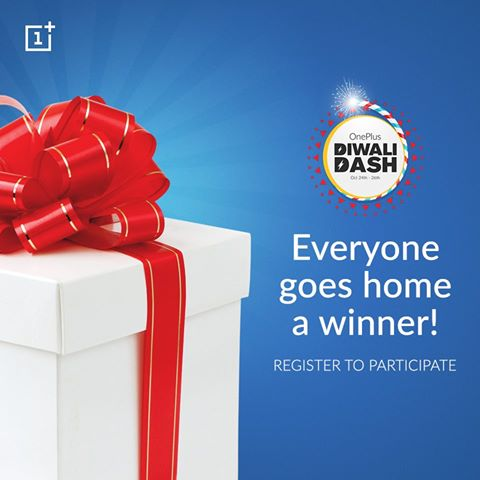 OnePlus Diwali Dash Flash Sale