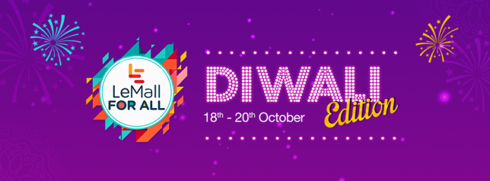 LeMall For All   Diwali Edition (18th-20th October) - Avail Great ... be30b2aef