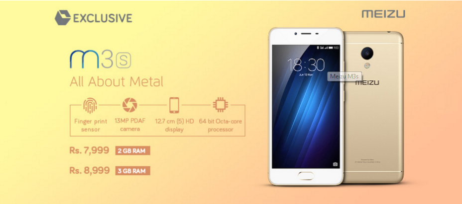 meizum3s_snapdeal_25oct_sale