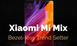 Xiaomi Mi Mix India