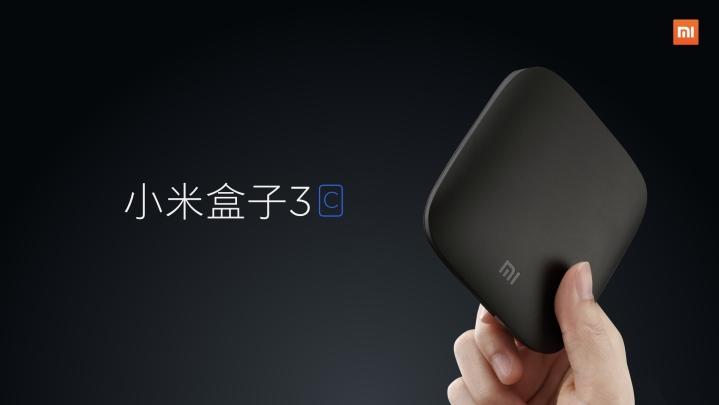 Xiaomi mi box 3c