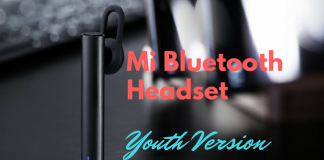 Mi Bluetooth Headset Youth Version