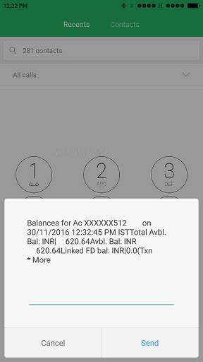 Banking with USSD Codes without Internet