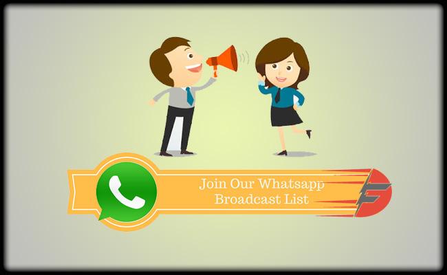 FlashSaleTricks Whatsapp Broadcast List