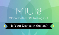MIUI 8 ROM Download