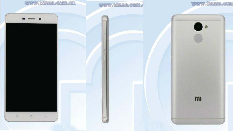 Xiaomi Redmi 4 Leaked Images