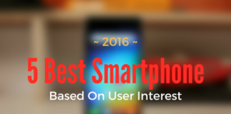 5 best smartphones in 2016