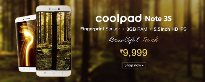 CoolpadNote3S_Amazon_ShowNow