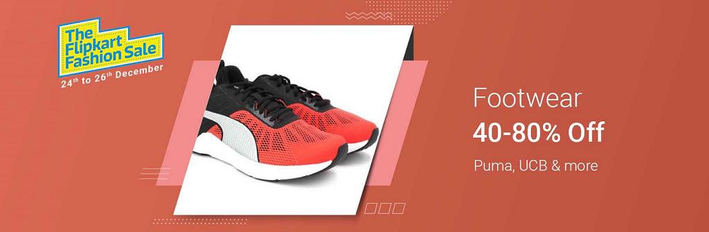 Flipkart_Fashion_Sale_Footwear_offer_24-26Dec