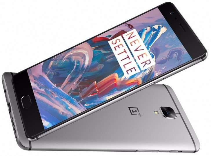 Best 6GB RAM Smartphone - OnePlus 3