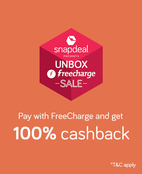 Pay_Freecharge_Cashback_Snapdeal_offer