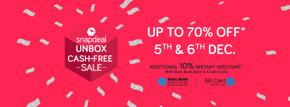 snapdeal_unbox_cash_free_sale_05-06dec