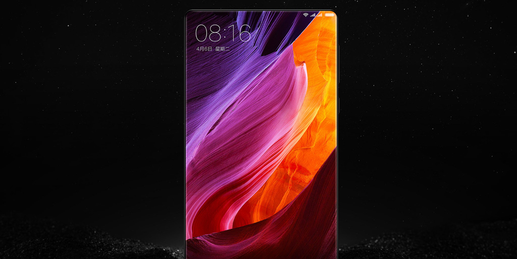 Best 6GB RAM Smartphone - Xiaomi Mi Mix