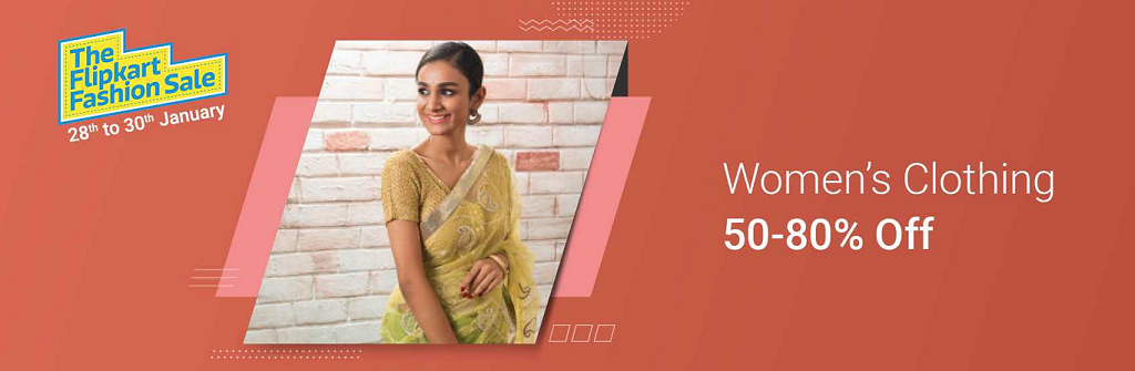 Flipkart_Fashion_Sale_Womens_Clothing_offer