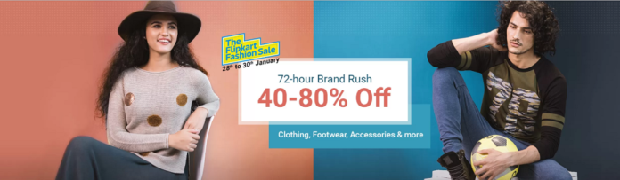 Flipkart_TheFashionSale_28-30Jan