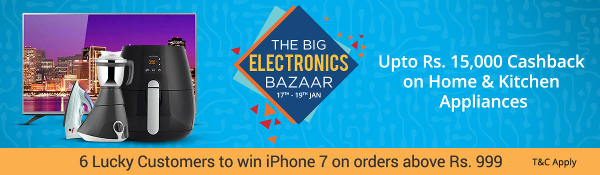 Paytm_The_Big_Electronics_Bazaar_appliances_offers