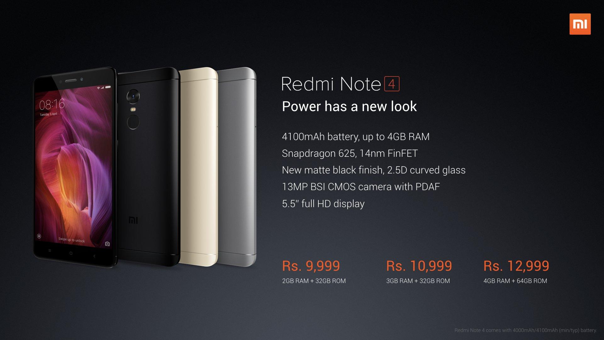 Xiaomi Redmi Note 4 Tips And Tricks: Tricks To Buy Xiaomi Redmi Note 4 Flipkart Exclusive