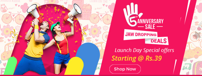 Shopclues_5th_Anniversary_sale