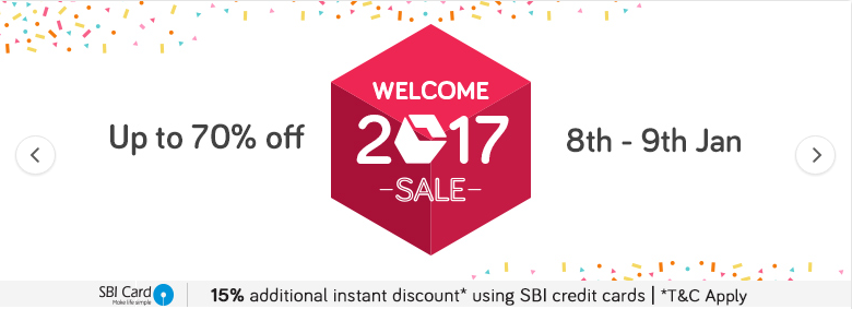Snapdeal_Welcome_2017_sale_08-09Jan
