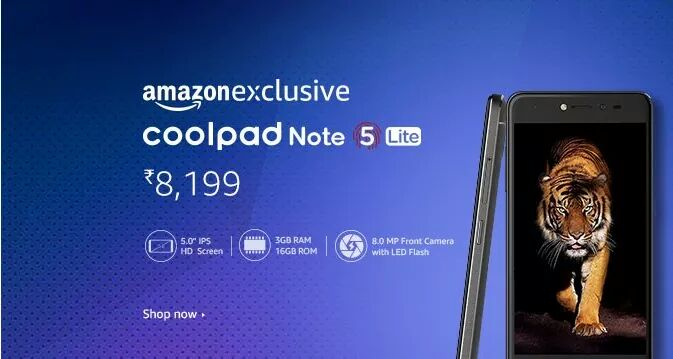 Buy_Coolpad_Note5_Lite_from Amazon_India