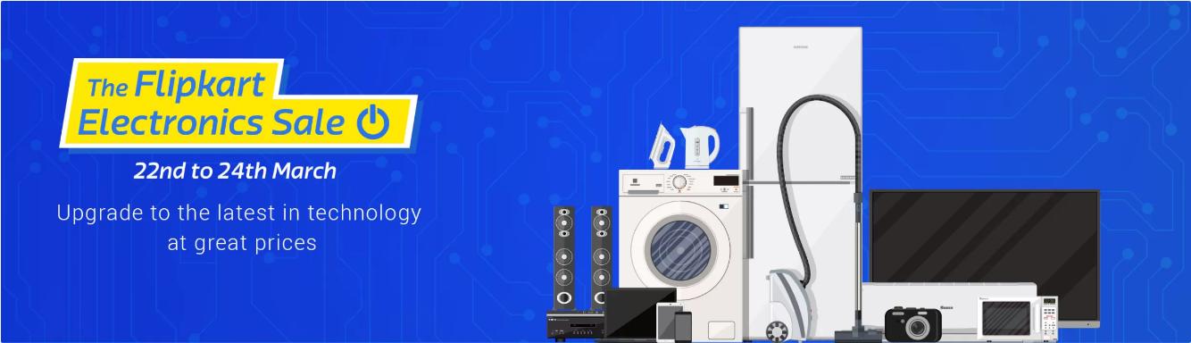 Flipkart_Electronics_Sale