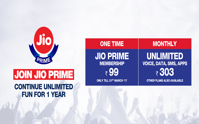 How to Activate Reliance Jio Prime Membership Plan