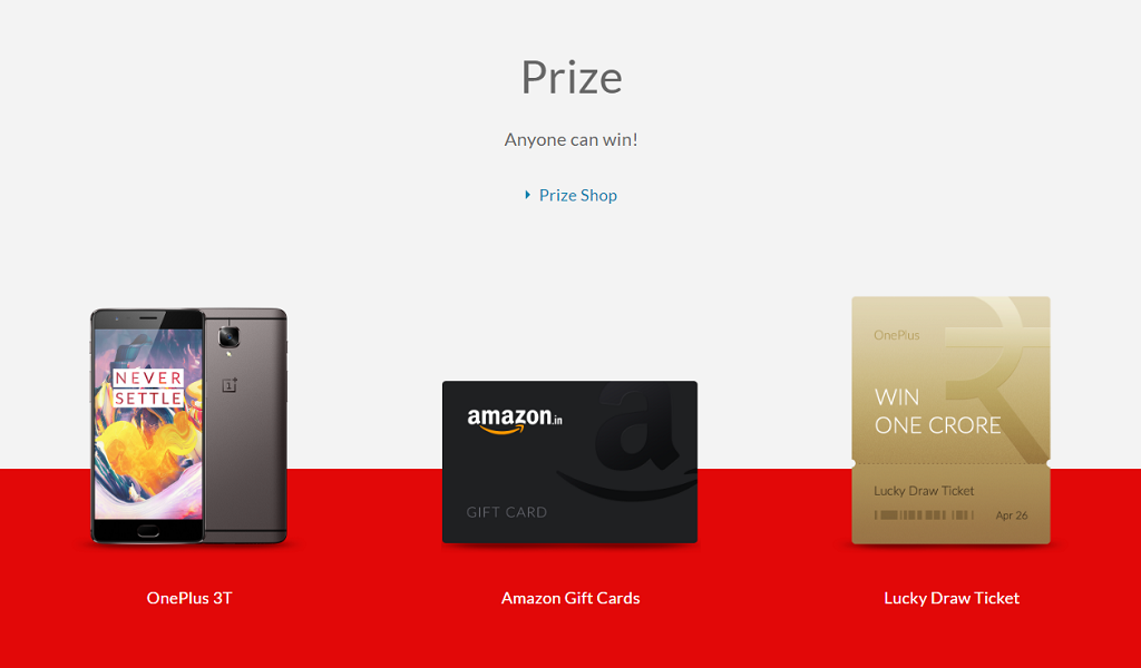 Oneplus Best Smart Phone Contest Win Rs 1 Crore And Meet Amitabh
