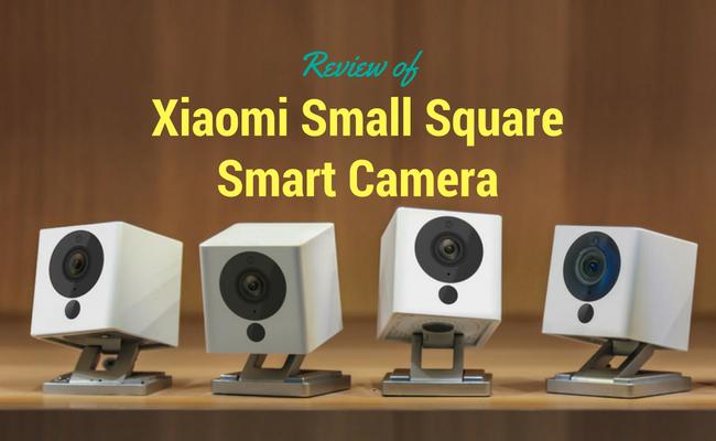 xiaomi small square camera review