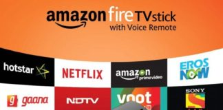 Buy Amazon Fire TV for Rs.3,999 from Amazon India