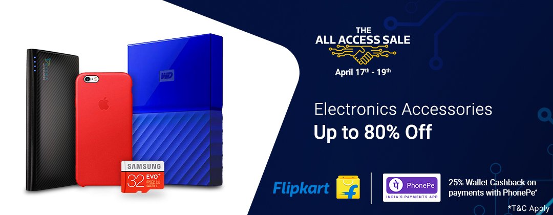 The All Access Best Deals on Electronic Accessories