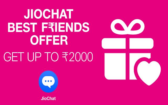 Unlimited Trick] JioChat App | Register On JioChat to Get Rs