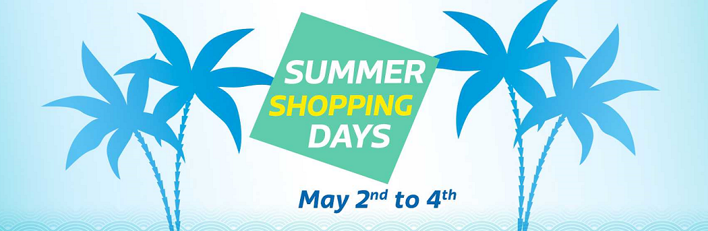 Flipkart - Summer Shopping Days