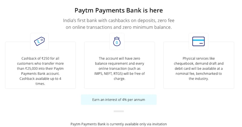 How to Open Paytm Payments Bank Account - FlashSaleTricks