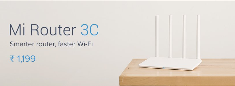Buy Mi Router from Amazon India
